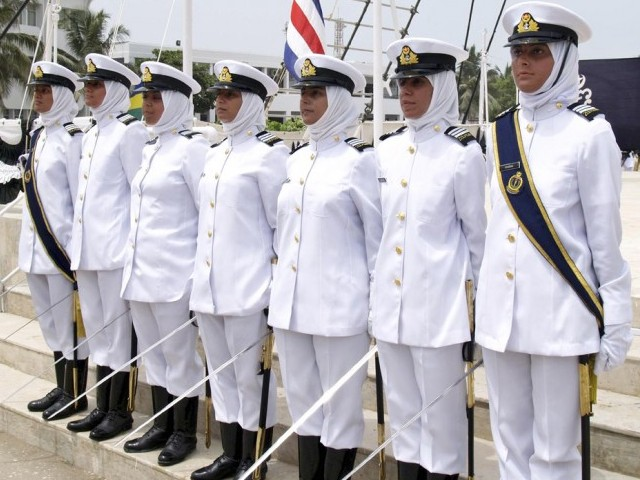 Join Pak Navy For Females After intermediate