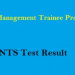 FFC Management Trainee Program NTS Test Result