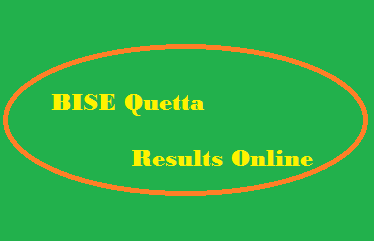 BISE Quetta Results 2021